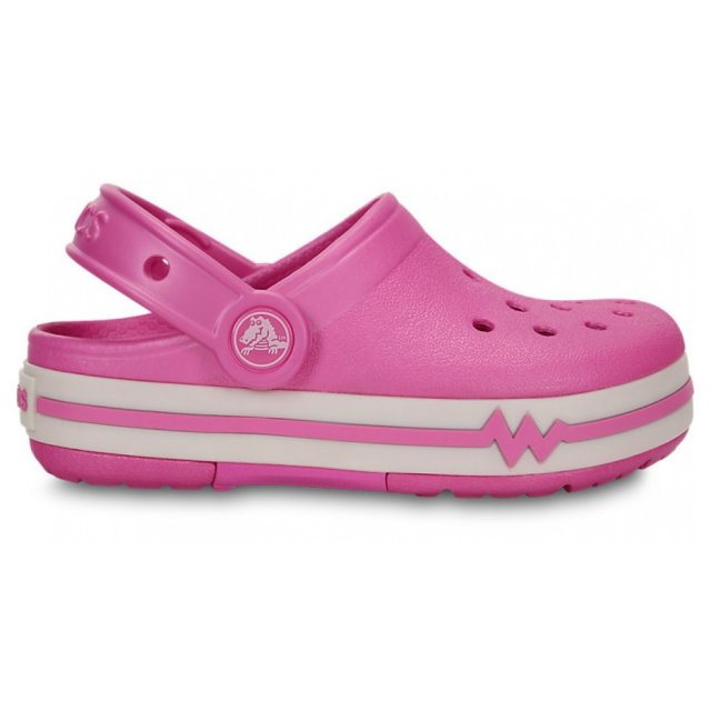 Saboți Copii casual Crocs Lights Clog Kids  -1