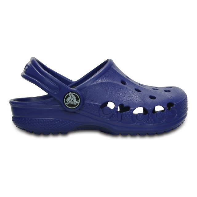 Saboți Copii casual Crocs Baya Kids Albaștri -14