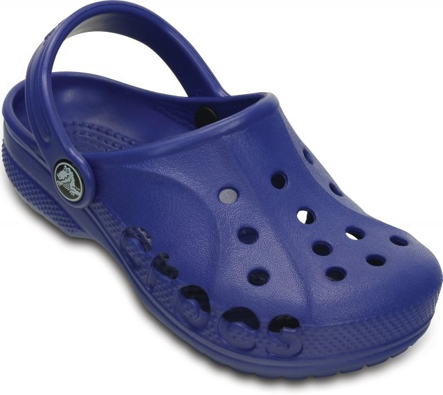Saboți Copii casual Crocs Baya Kids Albaștri -17