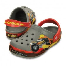 Saboti Crocs Monster Truck Clog Kinds-image