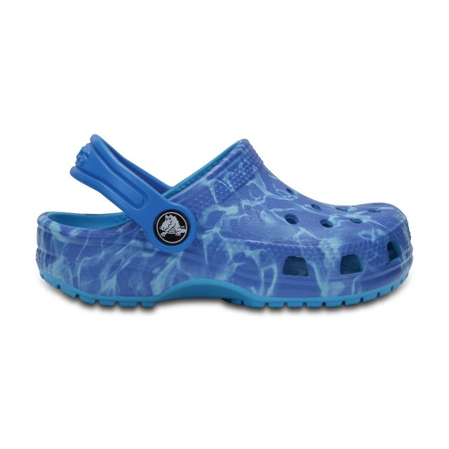 Saboți Copii casual Crocs Classic Graphic  -9