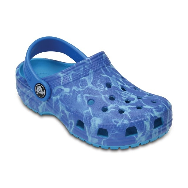 Saboți Copii casual Crocs Classic Graphic  -10