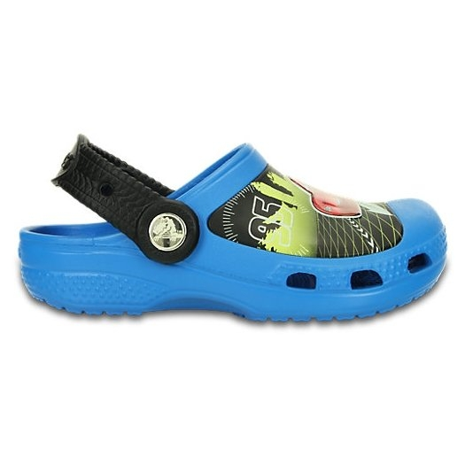 Saboți Băieți casual Crocs CC Lighting Mcqueen clog  -2