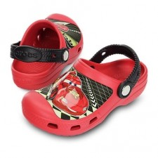Saboti Crocs CC Lighting McQueen Clog-image