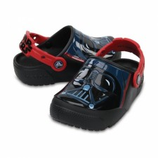 Saboti Crocs FunLab Lights Darth Vader-image