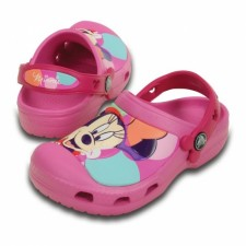 Saboti Crocs CC Mickey/Minnie Colorblock Clog-image