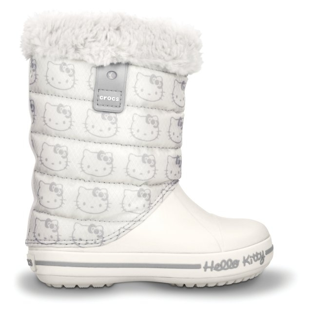 Cizme Crocs Hello Kitty Gust Boot Europe-image
