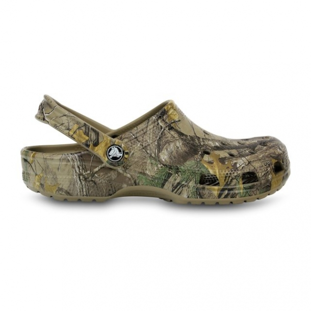 Saboți Adulti Unisex casual Crocs Classic Realtree Xtra  -1