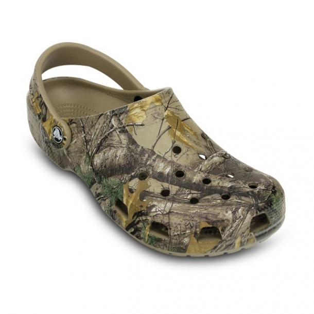 Saboți Adulti Unisex casual Crocs Classic Realtree Xtra  -2