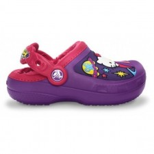 Saboti Crocs Hello Kitty Space Adventure Lined-image