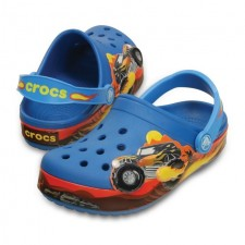 Saboti Crocs Monster Truck Clog Kids-image