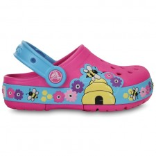 Saboti Crocs Light Busy Bee-image