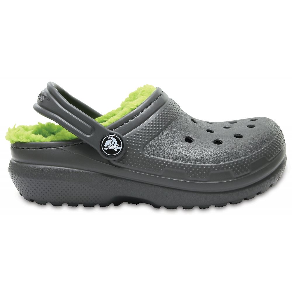 Saboți Copii casual Crocs Classic Lined Kids  -5