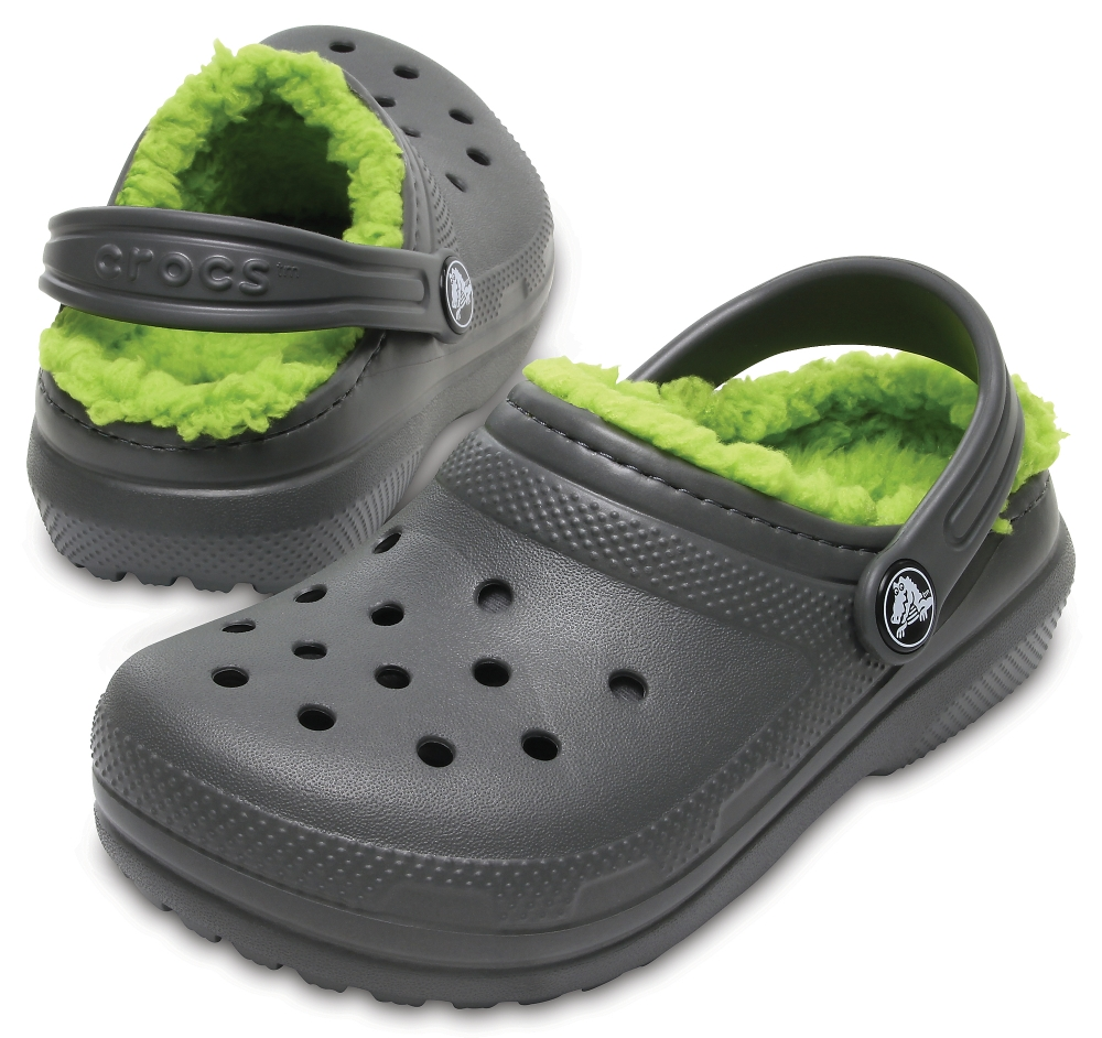 Saboți Copii casual Crocs Classic Lined Kids  -6