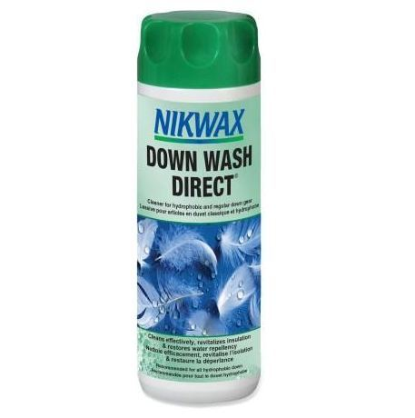 Soluții pentru curățare Adulti Unisex Nikwax Nikwax Down Wash Direct (300ml)  -1