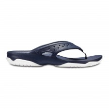 Slapi Crocs Men's Swiftwater Deck Flip-image