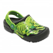 Saboti Crocs Boys' Fun Lab Clog-image