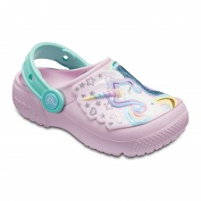 Saboti Crocs Girls' Fun Lab Clog-image