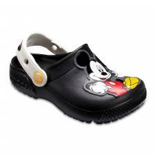 Saboti Crocs Fun Lab Mickey Mouse Clog-image