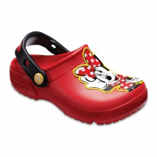 Saboti Crocs Fun Lab Minnie Mouse Clog-image