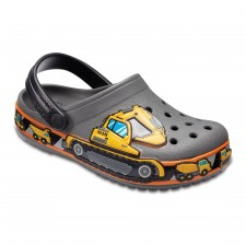 Saboti Crocs Crocband Fun Lab Graphic Clog-image