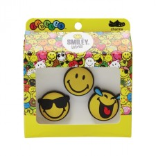 Jibbitz Crocs Smiley Brand Cool 3 Pack-image