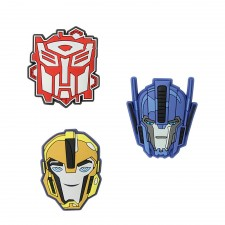 Jibbitz Crocs Transformers 3 Pack-image
