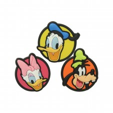 Jibbitz Crocs Mickey Friends 3 Pack-image