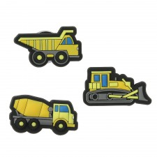 Jibbitz Crocs Construction Vehicle 3 Pack-image
