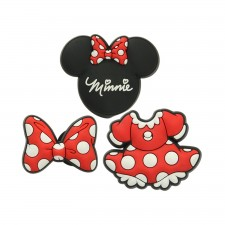 Jibbitz Crocs Minnie Mouse Pack-image