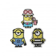 Jibbitz Crocs Despicable Me 3 Pack-image