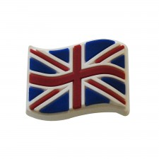 Jibbitz Crocs Great Britain Flag-image