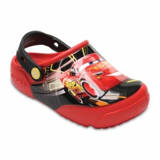 Saboti Crocs Fun Lab Lights Cars 3 Clog-image