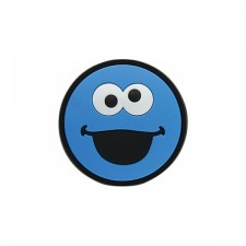 Jibbitz Crocs Sesame Street Cookie Monster-image