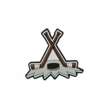 Jibbitz Crocs Hockey Sticks-image