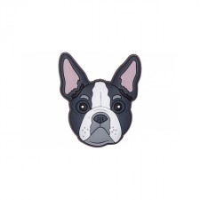 Jibbitz Crocs Boston Terrier-image