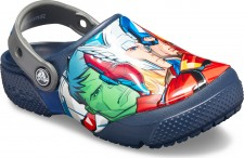 Saboti Crocs Fun Lab Marvel Multi Clog-image