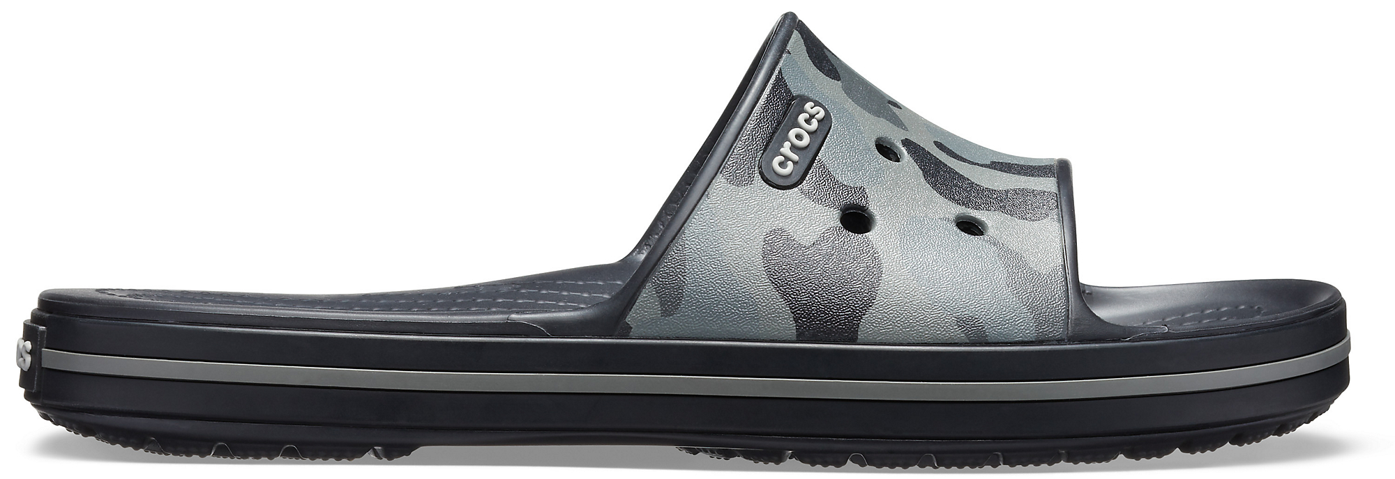 Papuci Crocs Crocband III Seasonal Graphic Slide-image