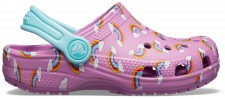 Saboti Crocs Classic Seasonal Graphic Kids Clog-image