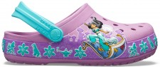 Saboti Crocs Fun Lab Princess Jasmine Band Clog-image