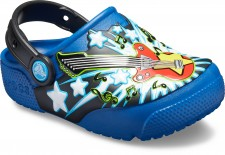 Saboti Crocs Fun Lab Guitar Lights Clog-image