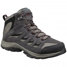 Columbia Crestwood Mid Waterproof Wide-image