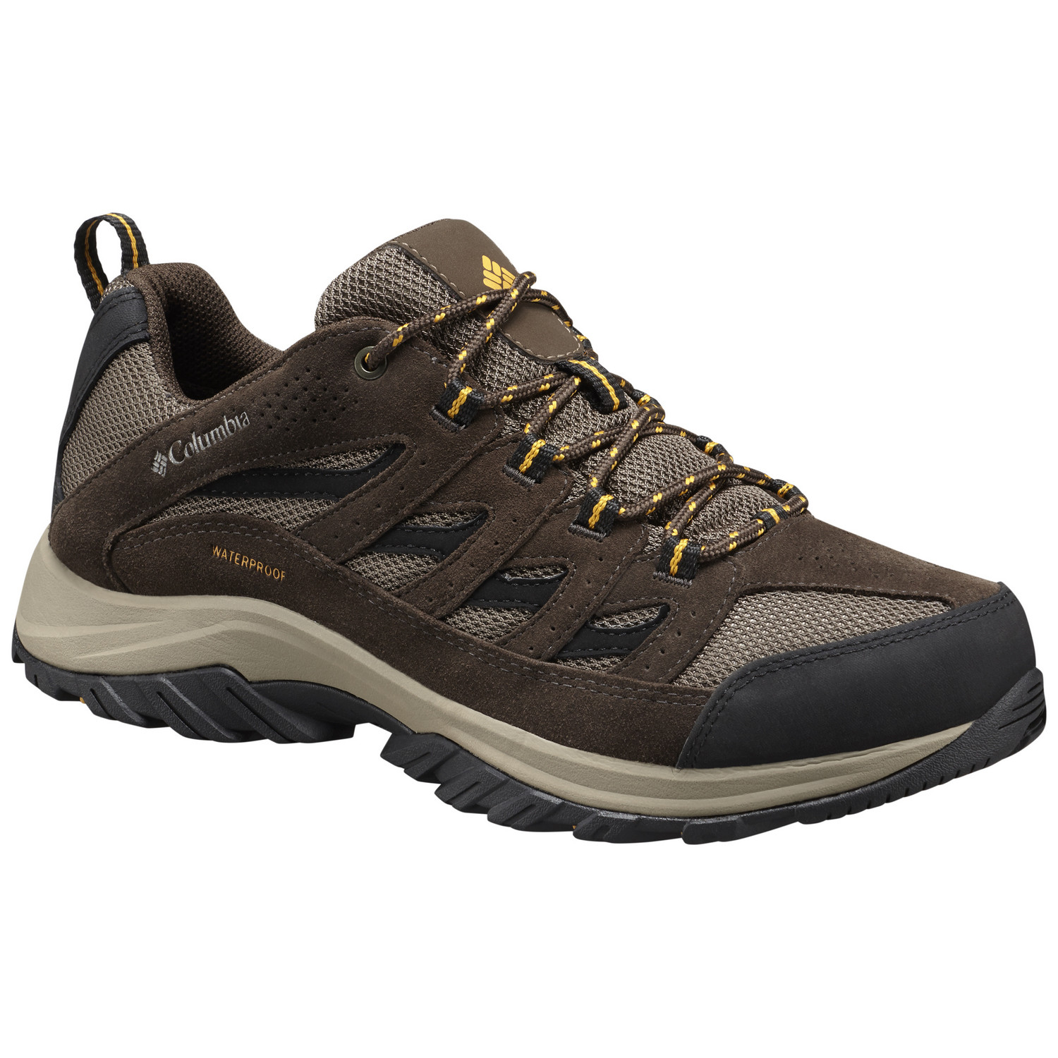 Pantofi Columbia Crestwood Waterproof Wide-image