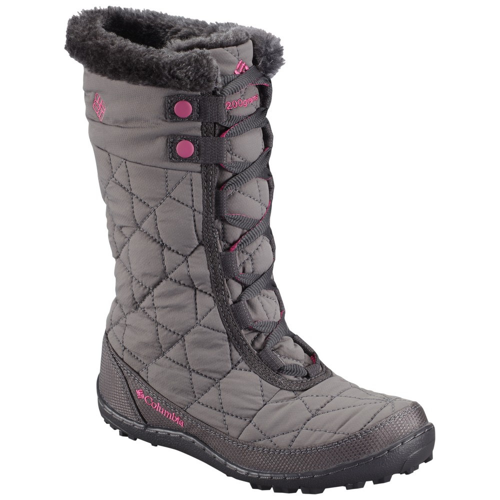 Cizme Columbia Youth Minx Mid II Waterproof Omni-Heat-image