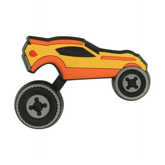 Jibbitz Crocs VEH Vroom Speed Car RTG-image