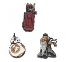 Jibbitz Crocs Star Wars Hero 3-Pack-image
