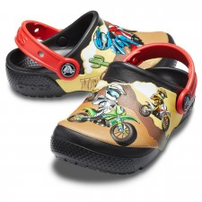 Saboți Crocs Fun Lab Motorsport Clog-image