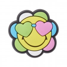 Jibbitz Crocs Smiley Flower-image