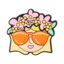 Jibbitz Crocs Flower Crown Girl-image