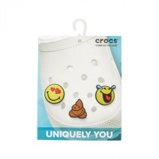 Jibbitz Crocs Smiley So Yummy 3 Pack-image